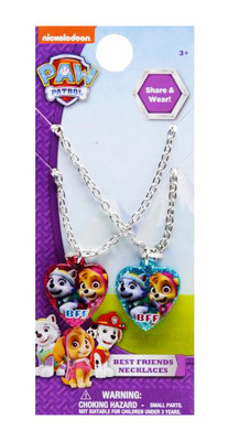 Paw Patrol Best Friends ketting set