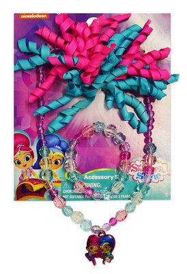 Shimmer and Shine accessoires set