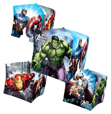 The Avengers folie ballon Cubez