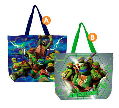 Teenage Mutant Ninja Turtles strandtas