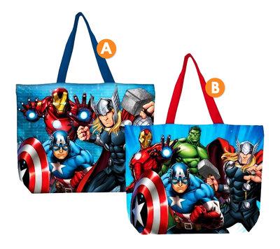 The Avengers strandtas