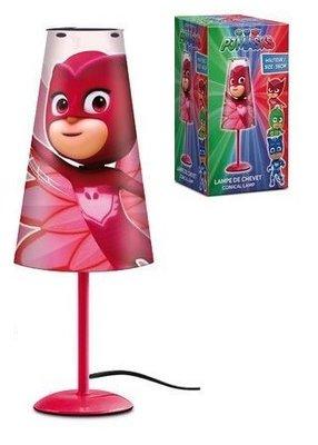 PJ Masks tafellamp Owlette
