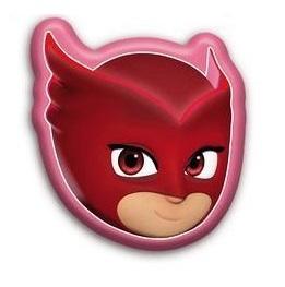 PJ Masks knuffel kussen Owlette