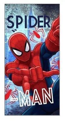 Spiderman badlaken - strandlaken