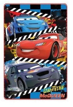Disney Cars fleece deken 100x150cm