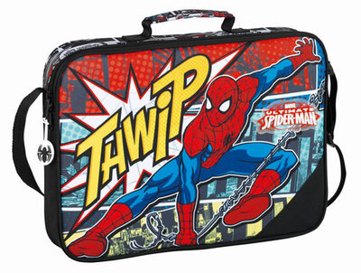 Spiderman schouder- boekentas Thwip