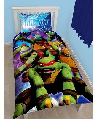 Teenage Mutant Ninja Turtles dekbedovertrek fotoprint