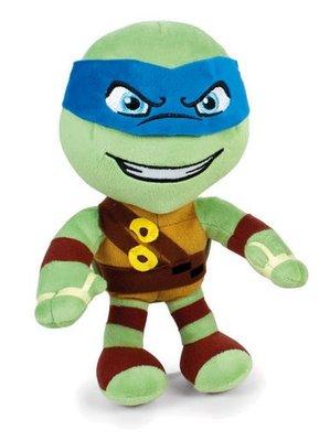 Teenage Mutant Ninja Turtles Leonardo pluche knuffel 32cm