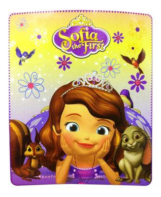 Sofia het Prinsesje fleece deken Cute