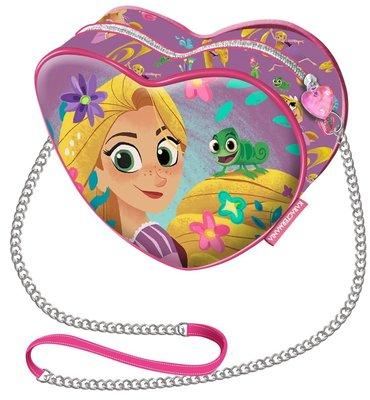 Rapunzel schoudertas met draagketting
