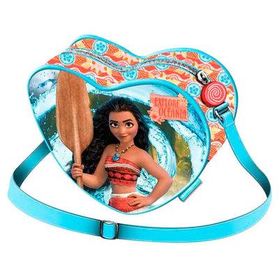 Disney Vaiana hartvormig schoudertas oar