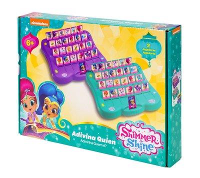 Shimmer and Shine spel Wie ben ik?