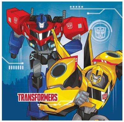 Transformers servetten