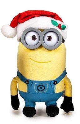 Verschrikkelijke ikke Kevin pluche kerstknuffel 28cm