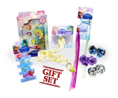 Disney Frozen 15-delig accessoires giftset