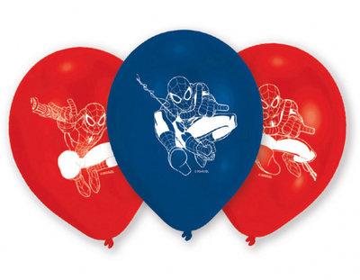 Spiderman ballonnen Web