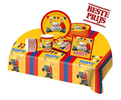 Buurman en Buurman feestpakket - voordeelpakket 8 personen
