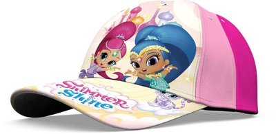 Shimmer and Shine baseball cap roze