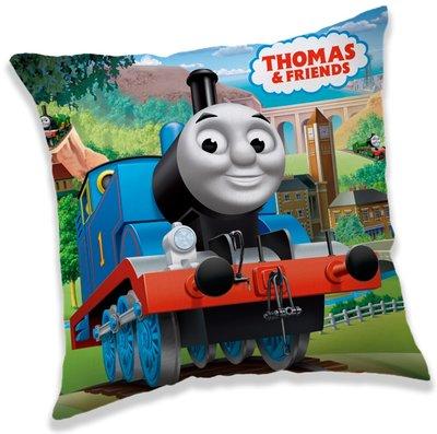 Thomas de Trein kussen
