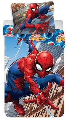 Spiderman dekbedovertrek katoen
