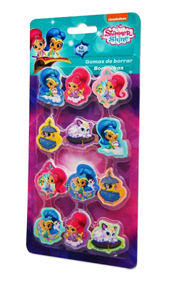 Shimmer and Shine traktatie gummen set