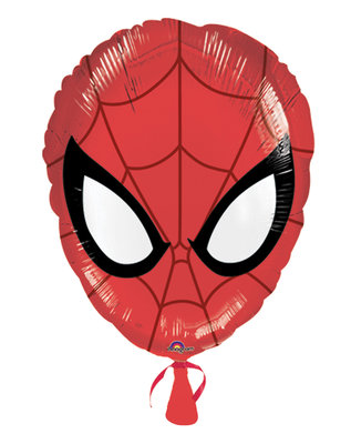 Spiderman folie ballon special Shape