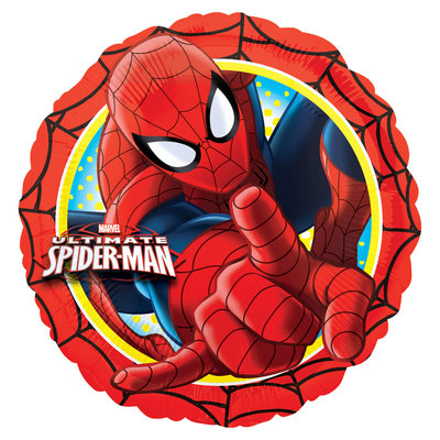 Spiderman folie ballon