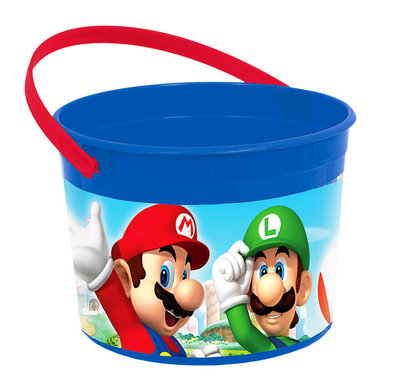 Super Mario popcorn emmer
