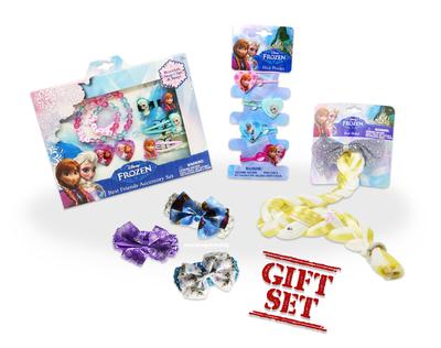 Disney Frozen 14-delig accessoires giftset