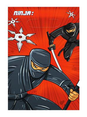 Ninja uitdeelzakjes