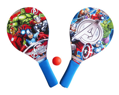 The Avengers strand tennisset