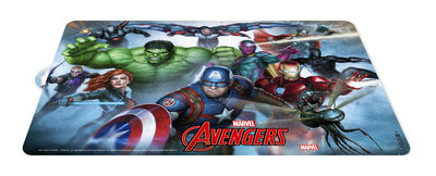 The Avengers placemat