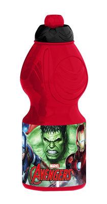 The Avengers kunststof bidon sportfles