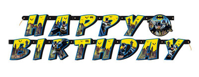 Batman slinger HAPPY BIRTHDAY