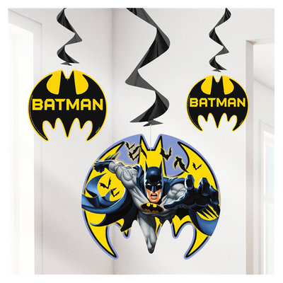 Batman plafond decoratie