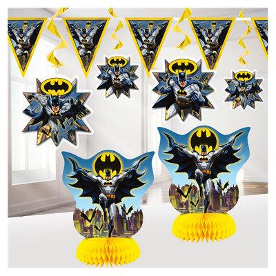 Batman feestdecoratie set