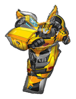 Transformers folie ballon Bumblebee shape