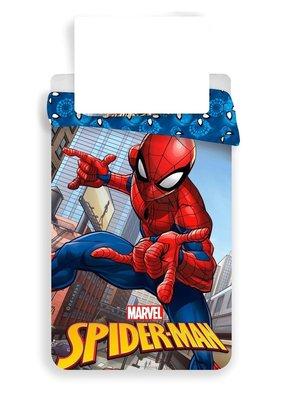 Spiderman dekbedovertrek Climbs zonder kussensloop