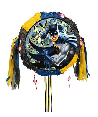 Batman Pinata Rond