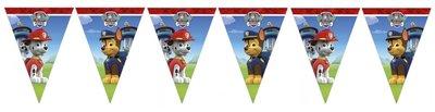 Paw Patrol feestslinger slinger of vlaggenlijn