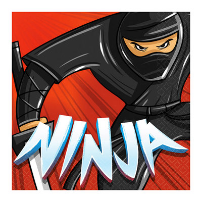 Ninja servetten