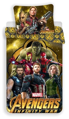 The Avengers dekbedovertrek Infinity War