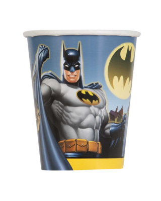 Batman party bekers
