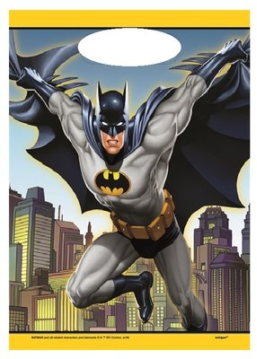 Batman uitdeelzakjes