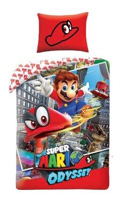 Super Mario Odyssey dekbedovertrek