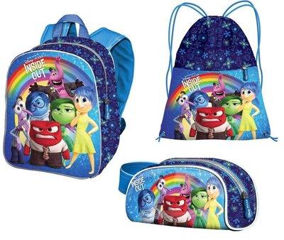 Disney Inside Out schoolset 3-delig