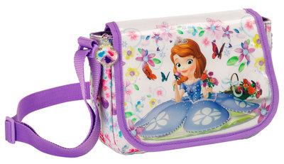 Sofia het Prinsesje schoudertasje met flap