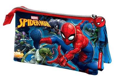 Spiderman school etui de luxe