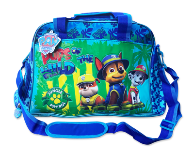 Paw Patrol weekendtas - sporttas Jungle