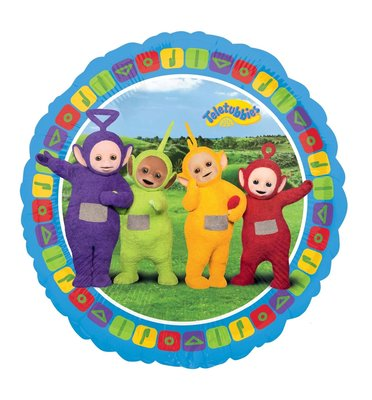 Teletubbies folieballon